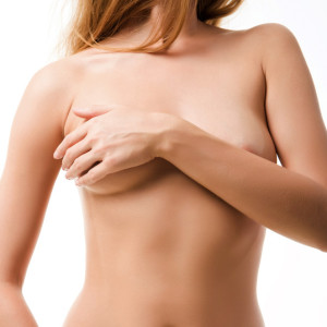 small-breast
